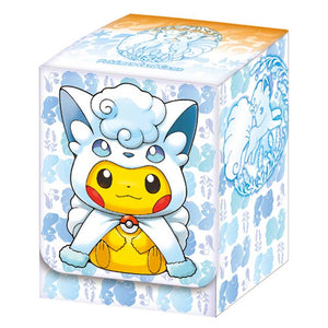 Pokemon Card Game Sun & Moon Special Box - Alola Form Vulpix & Vulpix Poncho  Pikachu (Japanese version)