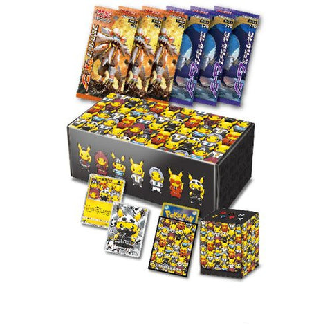 Pokemon Card Game Sun & Moon Special Box - Special Team Pikachu (Japanese version)
