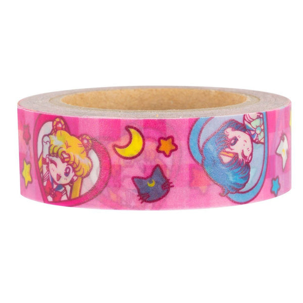 Sun-Star Sailor Moon Masking Tape SD Side S4833147