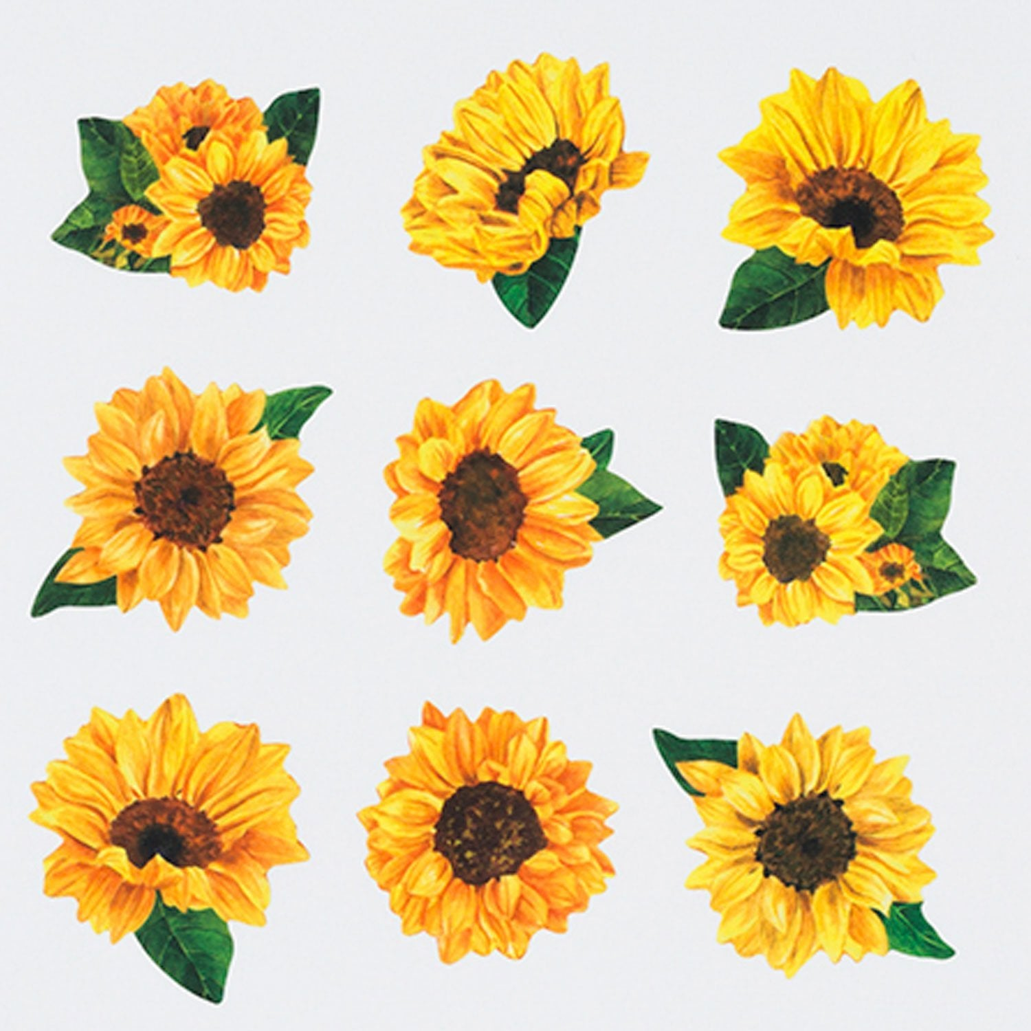 73463d4ad Bande Masking Roll Sticker Masking Tape Sunflower for Scrapbooking DIY  (BDA233)