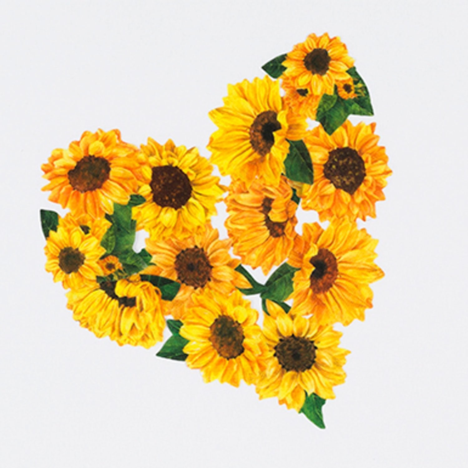 88185ee10 Bande Masking Roll Sticker Masking Tape Mini Sunflower for Scrapbooking DIY  (BDA234)