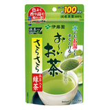 Itoen Oi Instant Green Tea with Matcha Powder 80g (100 Cups)