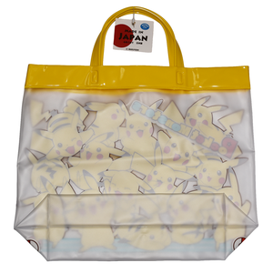 Pokemon Center Original Pocket Monster XYZ Plastic Tote Bag - Route19 Store