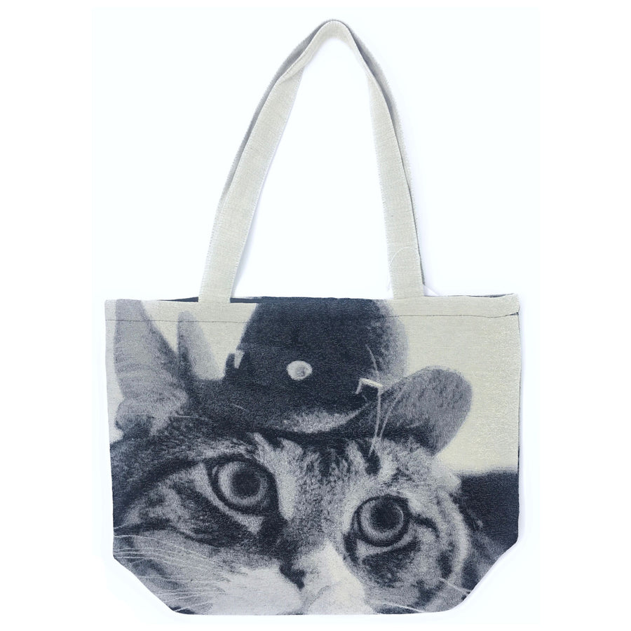 Cat Tote Bag - Tabby Cat
