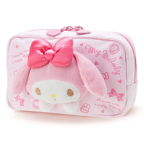 Sanrio Japan My Melody Pouch Puriteiru