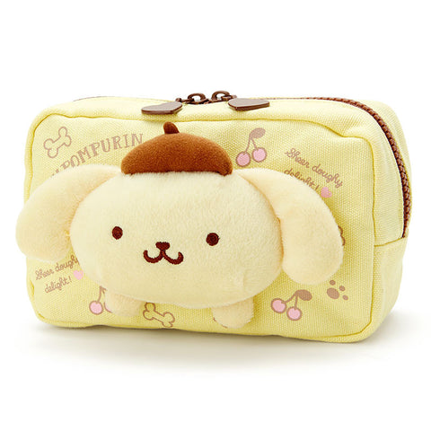 Sanrio Japan Original Pom Pom Purin Pouch Puriteiru