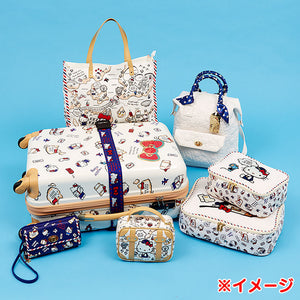 Sanrio Japan Hello Kitty Backpack White (Travel Series)