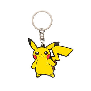 Pokemon Center Original Rubber Key Chain Pikachu - Route19 Store