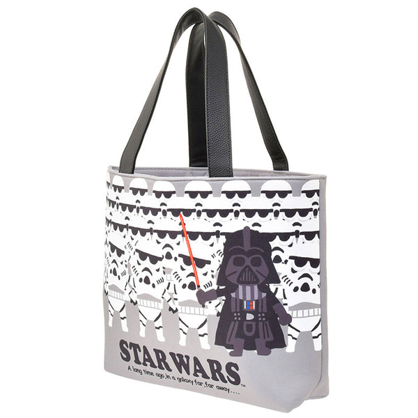 Disney Star Wars Darth Vader and Storm Trooper Tote Bag