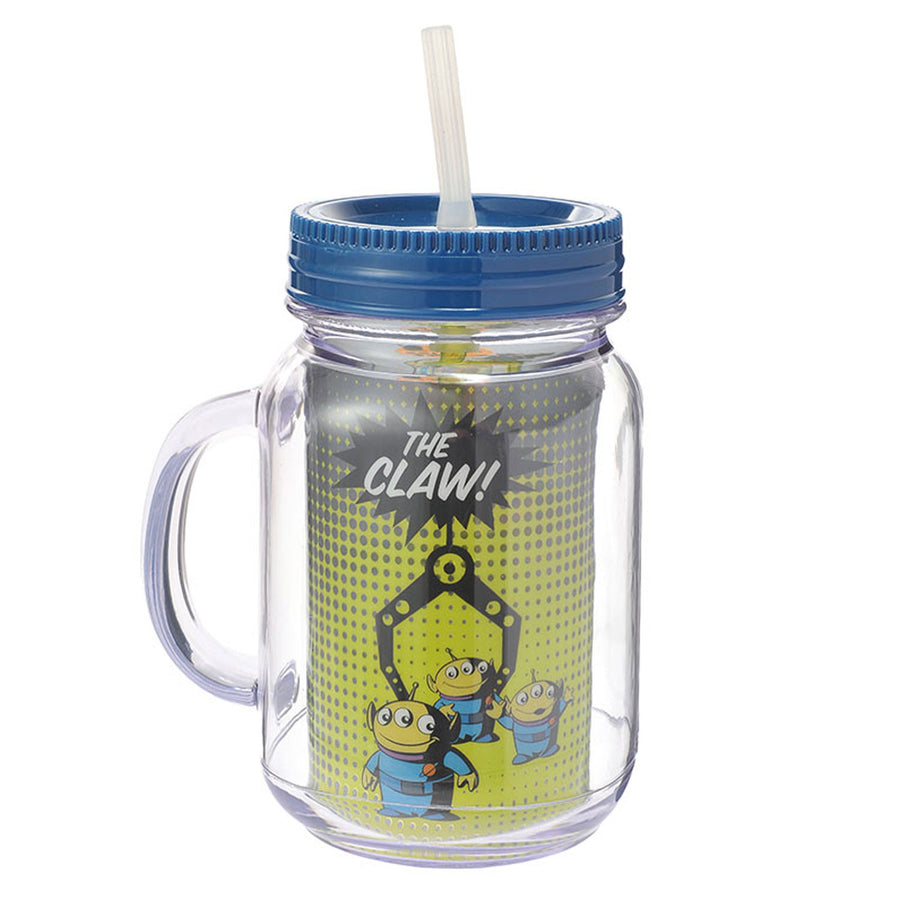 Disney Tumbler Buzz Lightyear and Little Green Men Alien Tumbler, 300ml (10.1 oz)