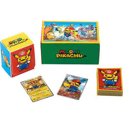 Pokemon Card Game XY BREAK Mario Pikachu Special Box (Japanese version)