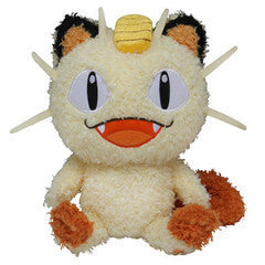 Pokemon Center Meowth Nyasu Doll
