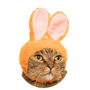 Rabbit Hat for Cats (Kawaii kawaii Neko Usagi-chan)