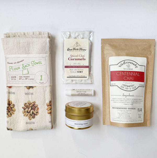Dirty Chai Gift Set