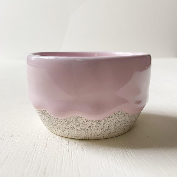 Small Drip Ceramic Trinket Bowl