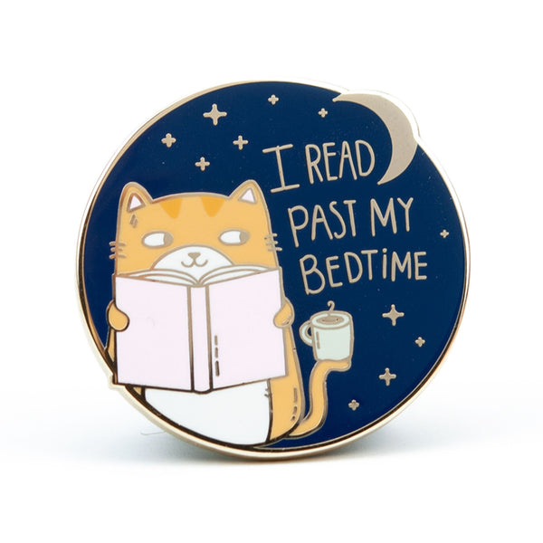 Read Past My Bedtime Pin