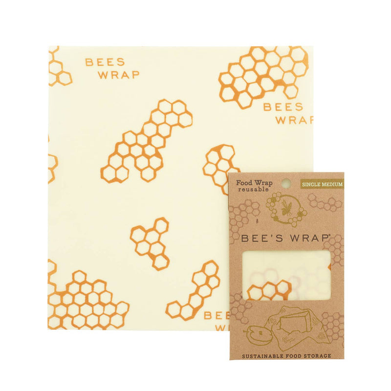 Single Beeswax Wrap - Size Medium