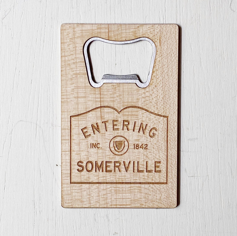 Somerville Bottle Opener
