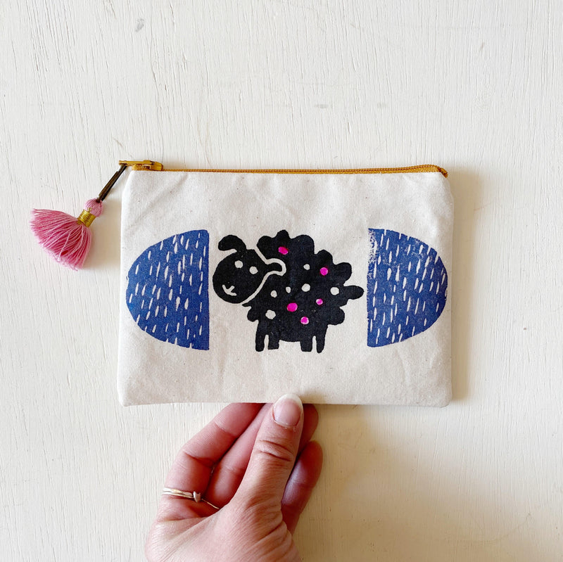 Sheep Coin Pouch