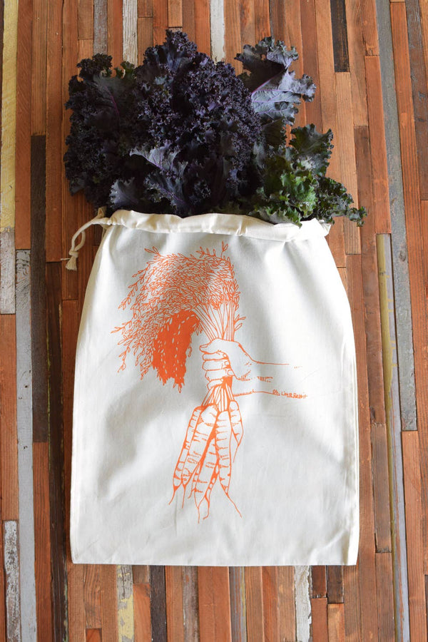 Carrots Produce Bag