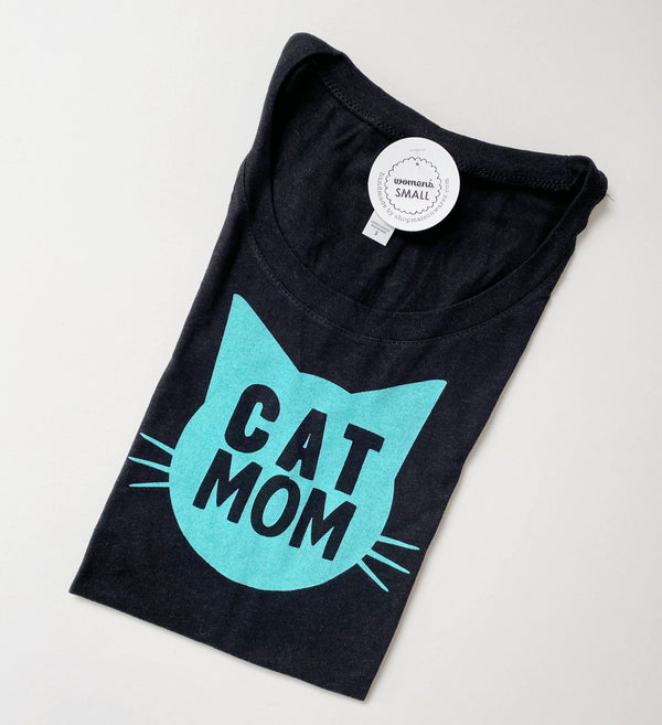 Cat Mom TShirt