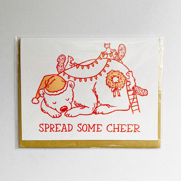 Spread Some Cheer Card