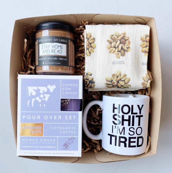 Stay Awake Gift Set
