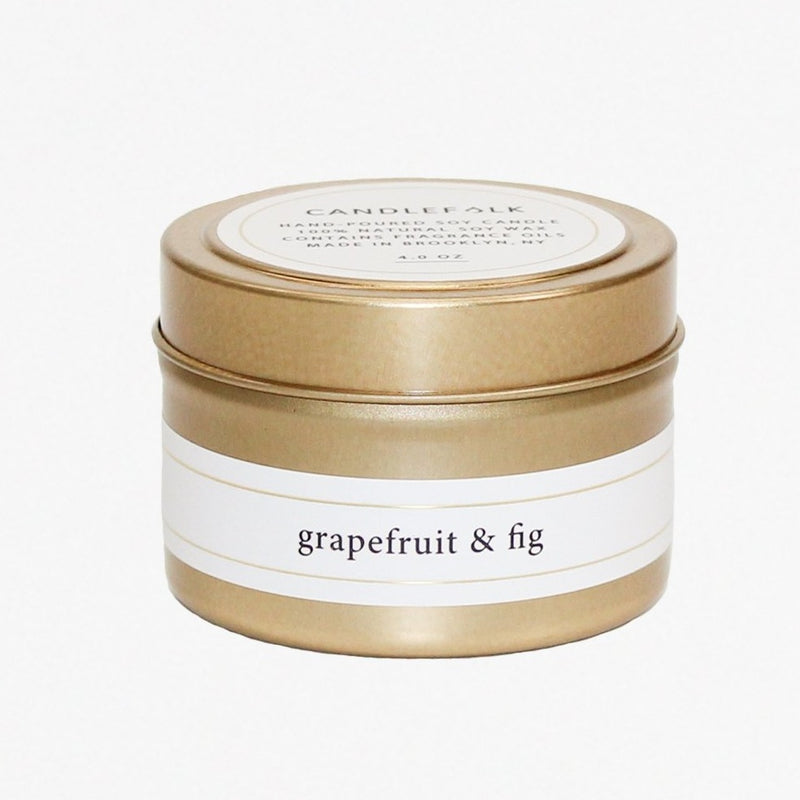 Grapefruit and Fig candle