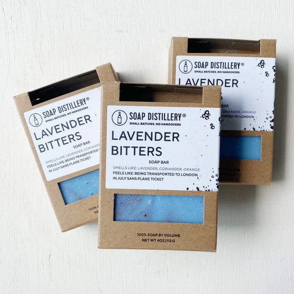 Products Lavender Bitters Soap
