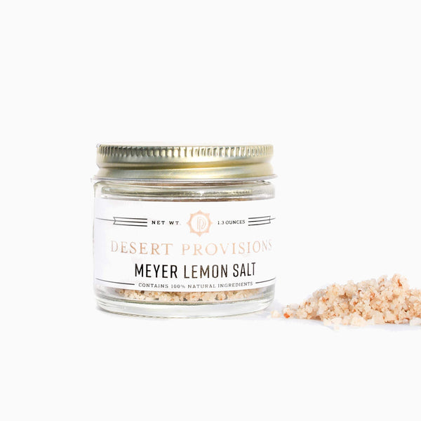 Meyer Lemon Salt