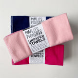 Eco-Friendly Unpaper Towels - Multi-Color