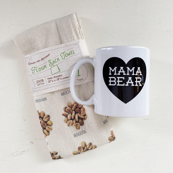 Coffee Mom Gift Set
