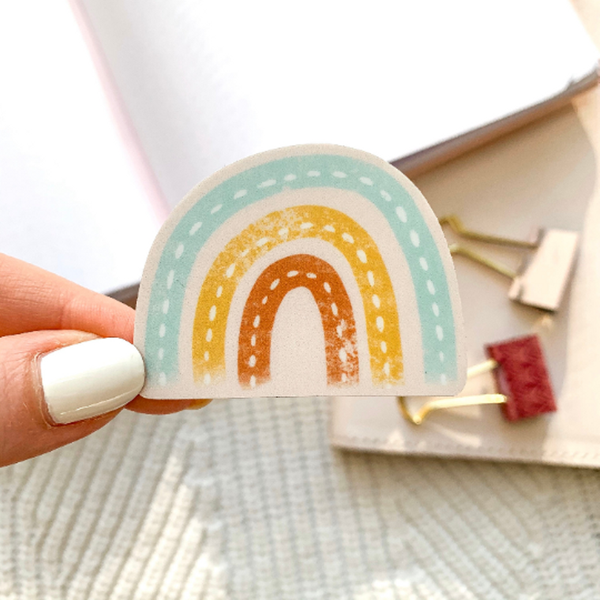 Mini Rainbow Sticker