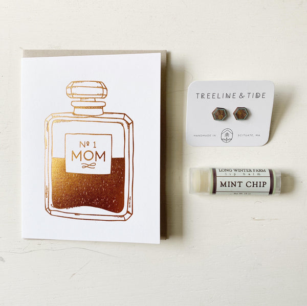 Number One Mom Gift Set