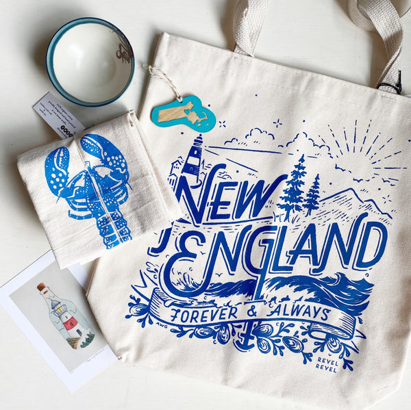 New England Gift Set