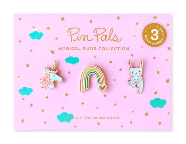 Magical Pin Set - 3 pins