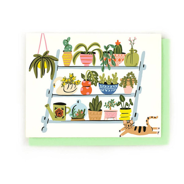 Plant Life Card