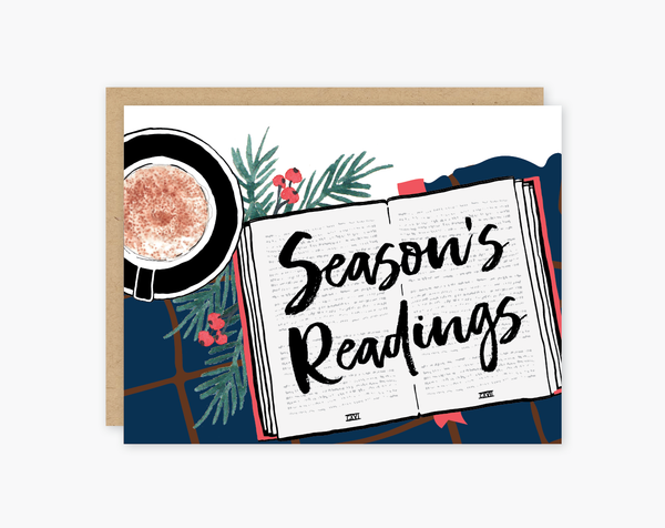 Seasons Readings Card