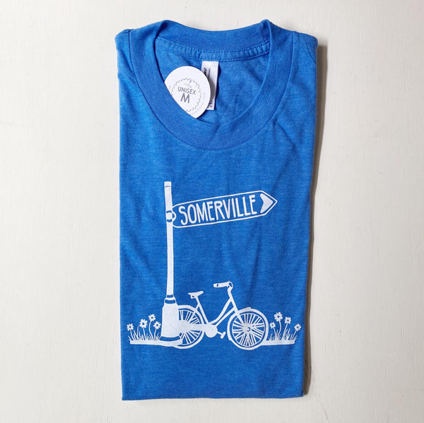 Somerville Bike Shirt