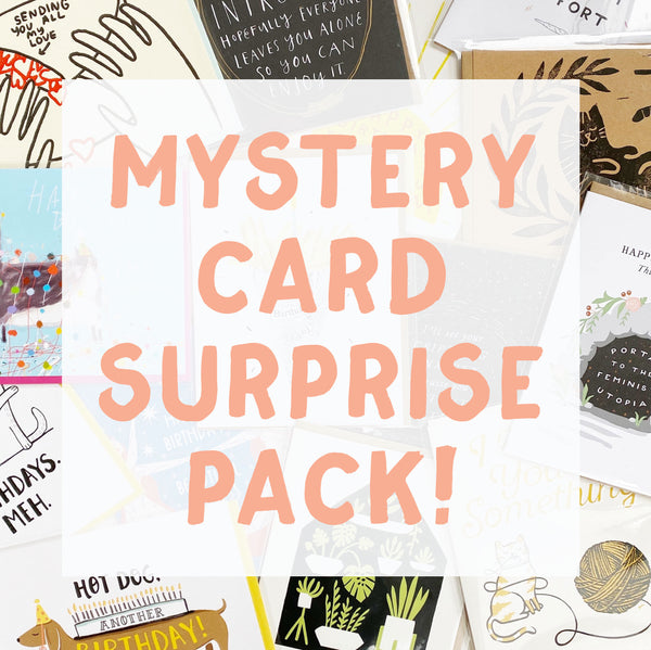 Surprise Card Pack