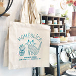Homeslice Tote Bag