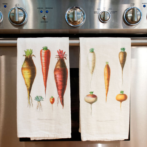 Veggies Tea Towel Set