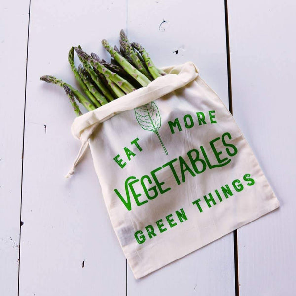 Eat More Veggies Produce Bag