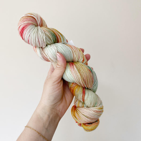 Wildnerness Hand-Dyed Yarn