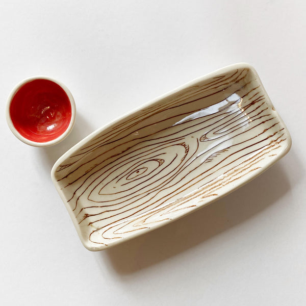 Ceramic Tray Set