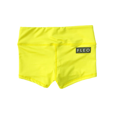 Neon Yellow - FLEO Shorts