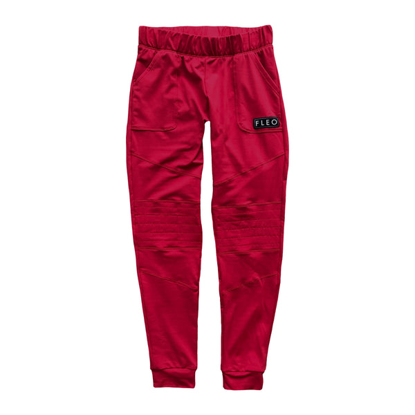 Harley Jogger Red