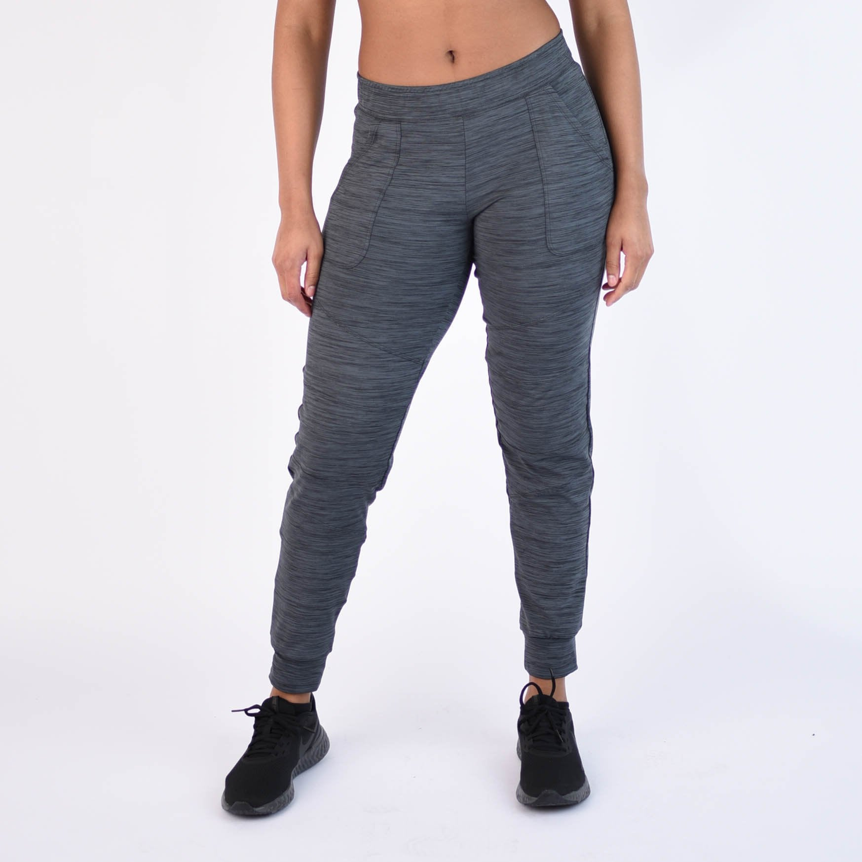 Harley Jogger Heather Steel - FLEO