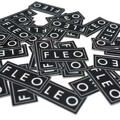 FLEO Sticker - FLEO Accessory