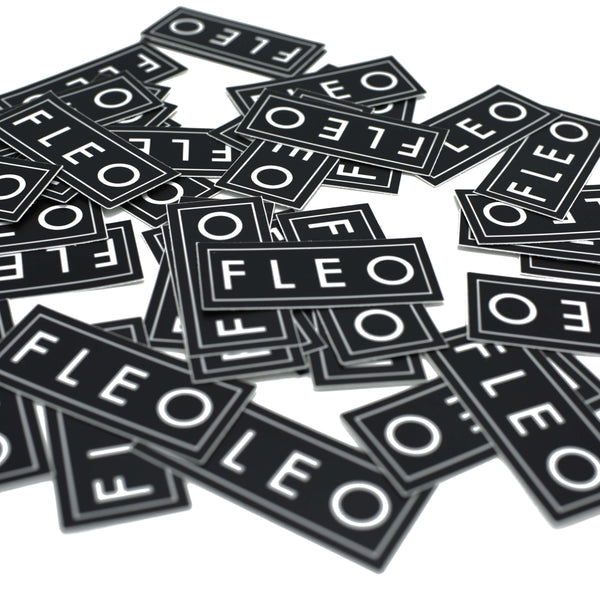 FLEO Sticker